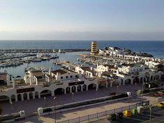 Puerto Deportivo Aguadulce, Roquetas de Mar, Almeria