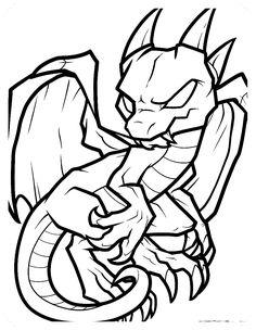 drachen malvorlagen   drachen zum ausmalen, drachen