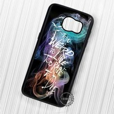In Galaxy Smoke Panic at The Disco - Samsung Galaxy S7 S6 S5 Note 7 Cases & Covers