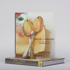 Bride & Groom Cookbook