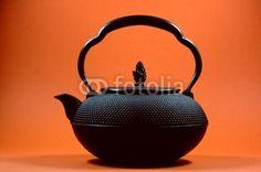 Teekanne Gusseisen Eisen, teapot, iron, Fotolia