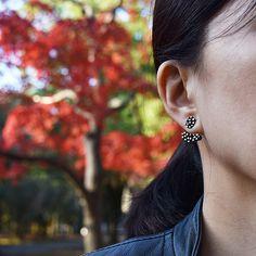 #silver #earrings by #joidart