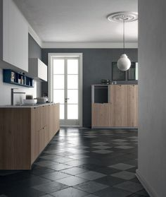 easy, la cucina facile per tutti. versatile e dallo spirito ... - Cucina Febal Light La Qualita Accessibile