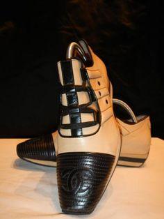 10 meilleures images du tableau Chaussures Chanel en dépot-vente ... a19a0252fc6