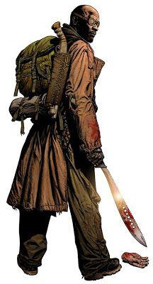 Book of Eli - character & concept design - Chris Weston Character Concept, Character Art, Concept Art, Character Design, Apocalypse World, Zombie Apocalypse, Apocalypse Survivor, Art Bioshock, Cyberpunk