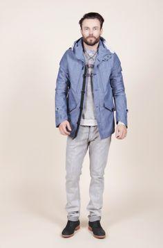 Denham Midway jacket for the season SS14 // #Studio25Finland