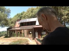 Norcal veteran coder customizes with sensors off-grid home - YouTube