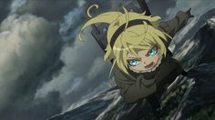 Youjo Senki Episode 2 |TV Anime | Winter 2017 | Screenshot