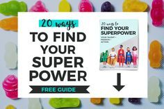 Fill out the form below to get your free Superpower Discovery guide.