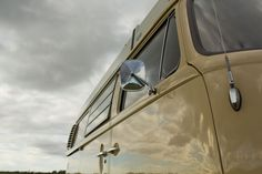 Our beautiful VW Campervan Westfalia T2  Available for hire, please get in touch for more information.