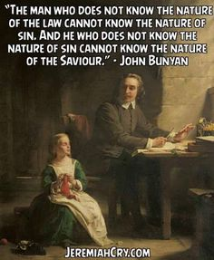 John Bunyan in Bedford Prison Faith Quotes, Life Quotes, Intelligent Words, John Bunyan, Powerful Scriptures, Reformed Theology, The Brethren, Pretty Words, Spiritual Quotes