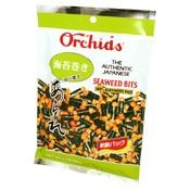 Orchids Rice Crackers Seaweed 2.0 oz