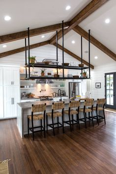 Episode 16 The Little Shack On Prairie Fixer Upper Kitchenfixer Housechip And Joanna Gainesmagnolia