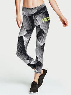 Knockout by Victoria's Secret Capri Victoria Sport Capri, Victoria's Secret, Vs Sport, Athleisure Outfits, Victoria Secret Sport, Yoga Pants, Leggings, Workout, Clothes For Women