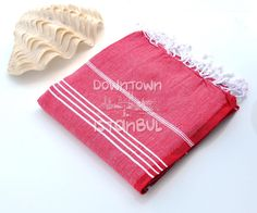 Beach Shawl Scarf Turkish Bath Towel  Swimsuit by DowntownIstanbul, $15.99