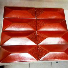 3d tiles china red crom red