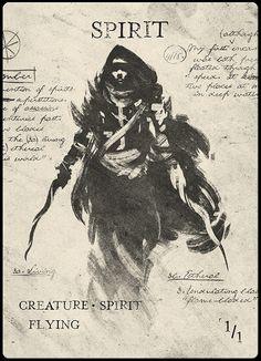 Isle of Cards - Spirit Token
