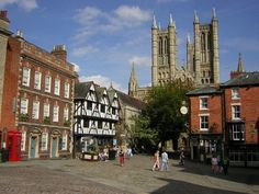 Lincolnshire contains many of the elements that have tourists flocking to its more famous neighbours: a fine cathedral city (Lincoln), beaches, rolling Wolds and a couple of lovely market towns.