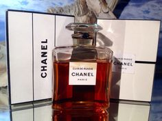 *CUIR DE RUSSIE by CHANEL* *2 FL OZ-60 ML SEALED VINTAGE EXTRAIT* VERY RARE SIZE #CHANEL