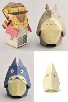 totoro-origami-pliage-totoro-voisin-ghibli-sottes
