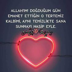 #Amin❤️🙏 #Günaydın♥️🖤 #HayırlıCumalar❤️💞💕 #guzelsozler3525🌹🥀🌷💐🌸 Z Wallpaper, Allah Islam, Love You, My Love, Neon Signs, Math, Quotes, Instagram, Muslim
