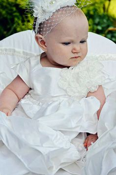 Items similar to Dupioni Silk Baby Girl Blessing Christening Dedication Baptism Confirmation Dress Gown mo on Etsy Confirmation Dresses, Blessing Dress, Baby Girl Christening, Baptism Gown, Niece And Nephew, Little Princess, Cute Girls, Girl Outfits, Blessed