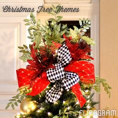 ▶ Play #flipagram Video Christmas Tree ideas by Show Me Decorating! Which one would you choose? Http://www.showmedecorating.com - http://flipagram.com/f/MhQQy3jAjd