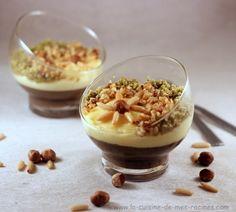 Assida Zgougou Assida Zgougou est un dessert typiquement Tunisien, très populaire il se prépare généralement pour fêter mawlid nabawi charif ou pour fê