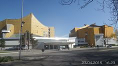 Berliner Philharmonie und Kammermusiksaal