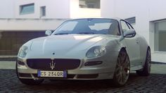3D car - Maserati 4200GT cambiocorsa