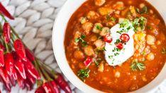 Falafel, Chana Masala, Quinoa, Ethnic Recipes, Fit, Bulgur, Red Peppers, Shape, Falafels