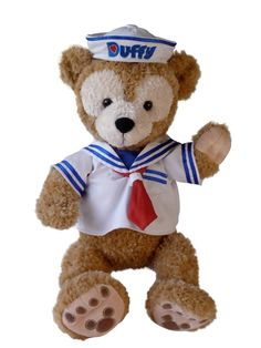 Duffy the Disney Bear will make his much anticipated debut. But who's Duffy you might ask? He's Mickey's very own teddy bear….made with love by Minnie herself.