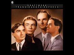 Kraftwerk - Trans-Europe Express (Full Album + Bonus Tracks) [1977]
