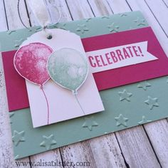 Stampin Up Balloon Builders, Occasions Catalogue 2016, Stampin Up Australia, www.alisatilsner.com