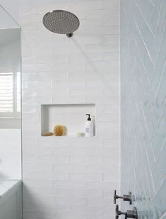 Modern Bathroom Inspiration serene bathroom is entirely important for your home. Whether you choose Serene Bathroom, Timeless Bathroom, Modern Bathroom Design, Bathroom Interior Design, Modern Bathrooms, Small Bathrooms, Bath Design, Master Bathroom, Bathrooms Online