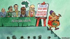 One Zuma to another Zuma?