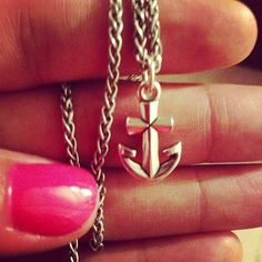Anchor Cross Charm from James Avery Jewelry #jamesavery | instagram viewer