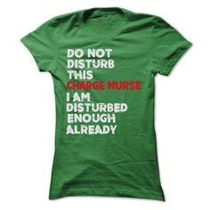 Charge Nurse - #tee aufbewahrung #sweater style. MORE ITEMS => https://www.sunfrog.com/Funny/Charge-Nurse-Green-Ladies.html?68278