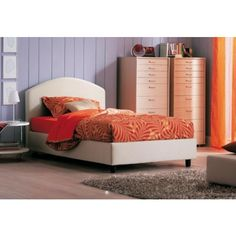 Single #bed Magnolia with #storage base by @flouspa