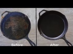 How to Clean & Restore a Cast Iron Skillet (with Pictures) | eHow