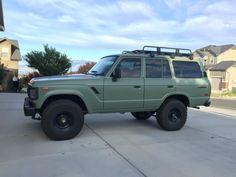 1988 Toyota Land Cruiser Full Custom Restoration