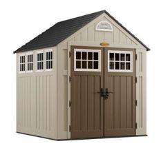 Suncast Alpine shed
