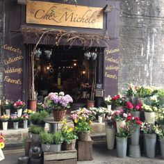 Florists in Borough Market