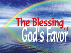 I Am a Woman of Favor! God's Priceless Blessing | Showers ...