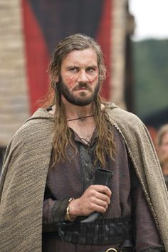 """Clive Standen playing Rollo in """"Vikings"""" can't stand him and yet I have to watch to see what he screws up next lol"""