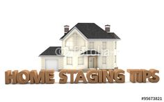 "Download the royalty-free photo ""Home Staging Tips - Real Estate"" created by ottawawebdesign at the lowest price on Fotolia.com. Browse our cheap image bank online to find the perfect stock photo for your marketing projects!"