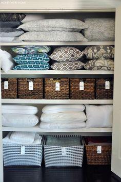 10 Borderline Genius Ideas for #Organizing Your #Closet
