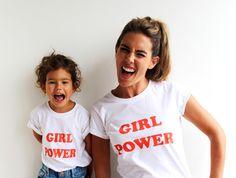 GIRL POWER Adult Tee