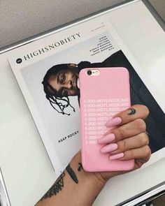 iphone case iphone 6 case drake hotline bling pink phone cover iphone cover iphone 6 cover