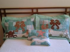 Porta travesseiro e almofadas